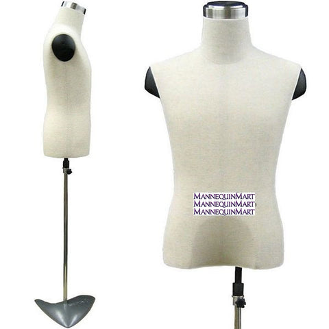 Professional Pinnable Male Dress Form - DI-MDF-115