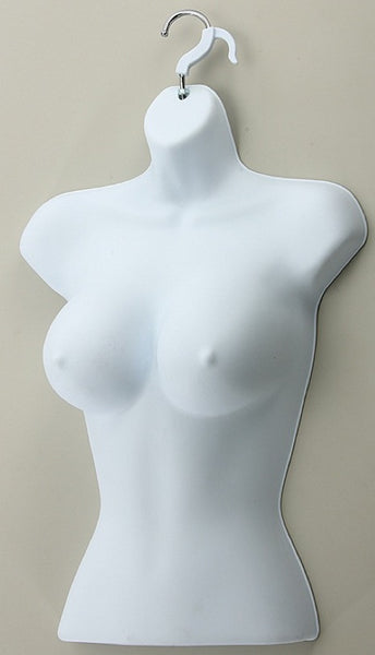 Female Upper/Lower Torso Mannequin - OM-FT-120