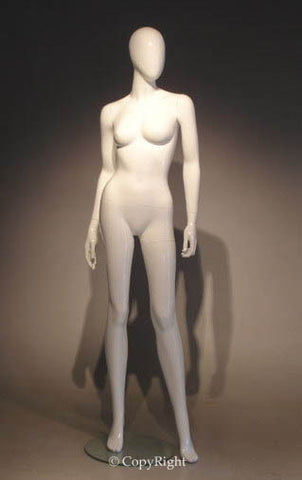 Abstract Female Mannequin- Darcie