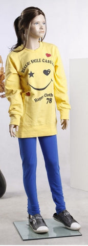 Female Child Mannequin - OM-FC-105