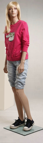 Female Child Mannequin - OM-FC-108