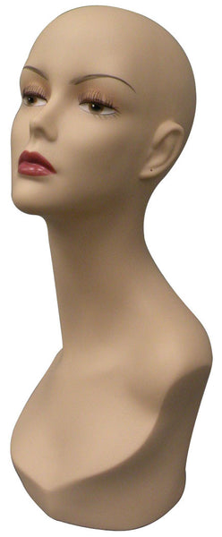 Female Mannequin Head - RD-FH-110