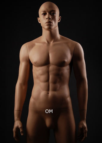 Realistic Male Mannequin - Patrick