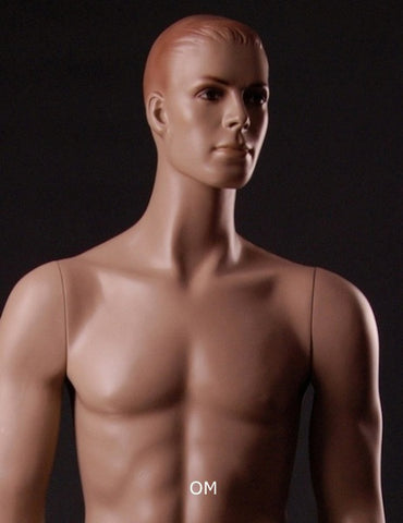 Realistic Male Mannequin - Bradley