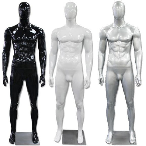 Abstract Male Mannequin - Hawk