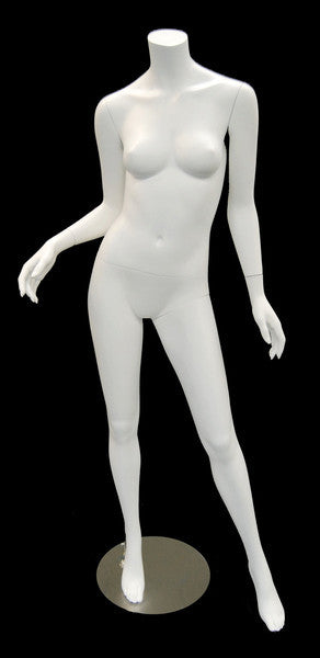 Headless Female Mannequin - Bella