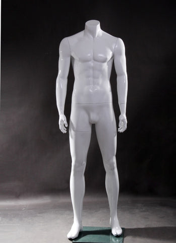Headless Male Mannequin - Rodrigo