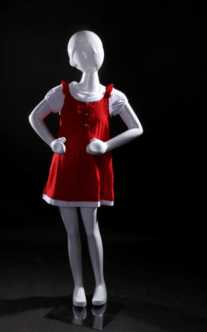 Female Child Mannequin - RD-FC-113