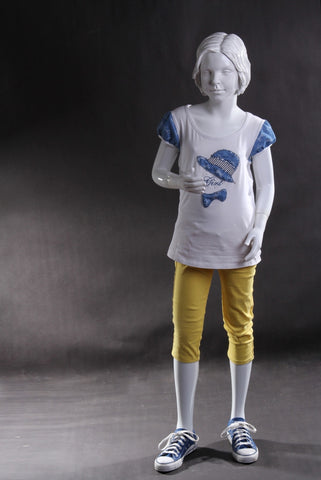 Female Child Mannequin - RD-FC-110