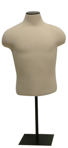 Male Dress Form - OM-MDF-101