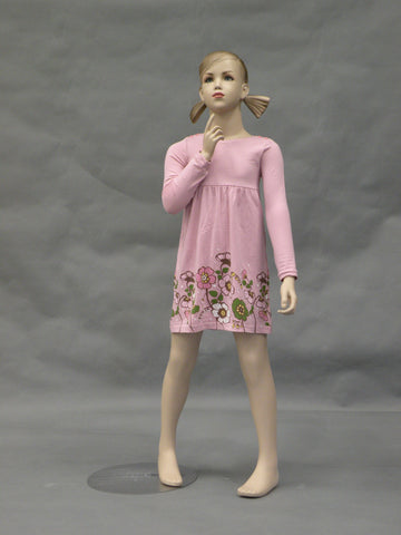 Female Child Mannequin - RD-FC-109
