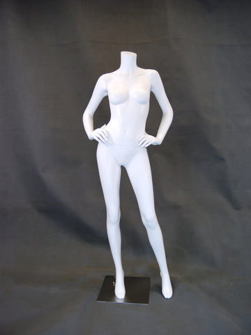 Headless Female Mannequin - Georgina