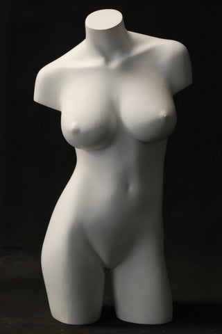 Female Torso Mannequin - RD-FT-117