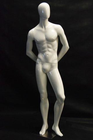 Abstract Male Mannequin - Finlay