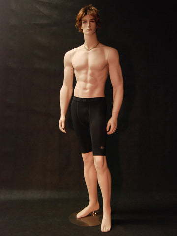 Realistic Male Mannequin -  Connor