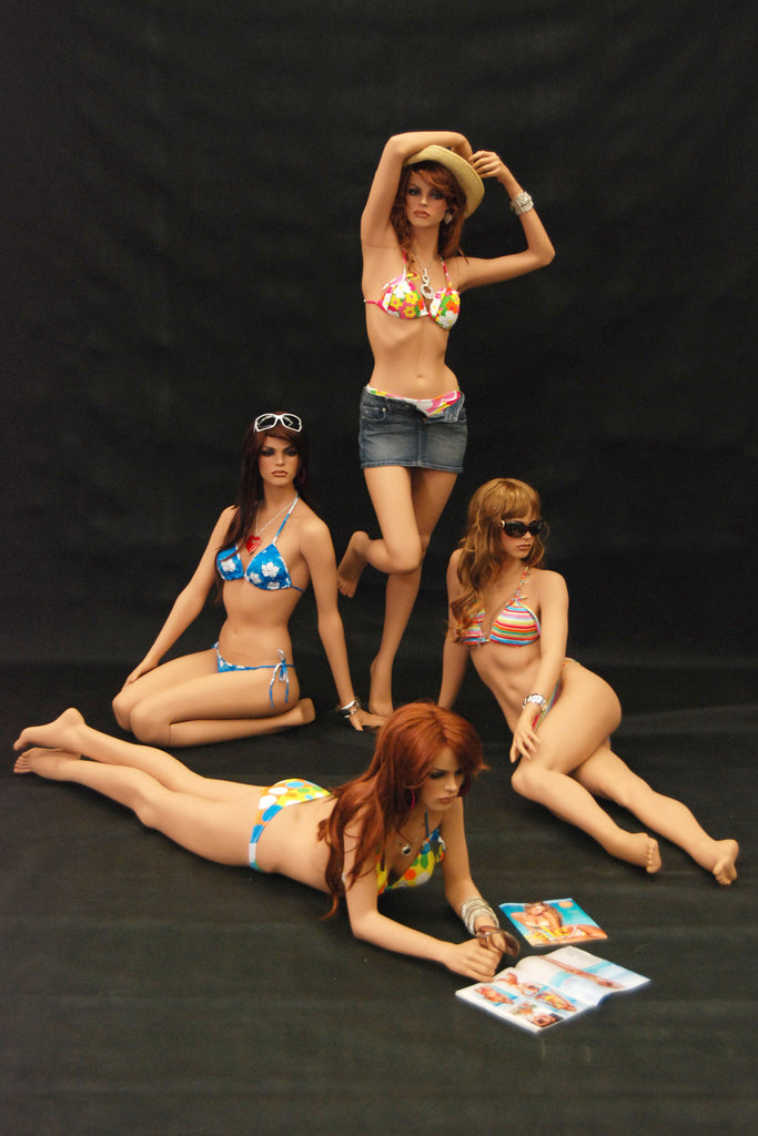 Realistic Female Mannequin - Rd-Group4  Mannequin Mart-4446