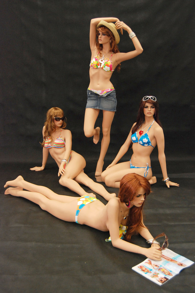 Realistic Female Mannequin - Rd-Group4  Mannequin Mart-9073