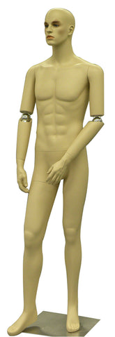 Realistic Male Mannequin -  Nathan