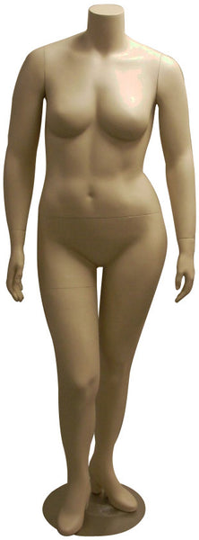 Headless Female Mannequin - Anya