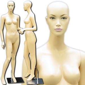 Ethnic Female Mannequins - Amber