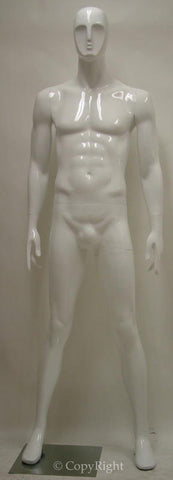 Abstract Male Mannequin - Kenzie