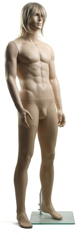Realistic Male Mannequin - Rory