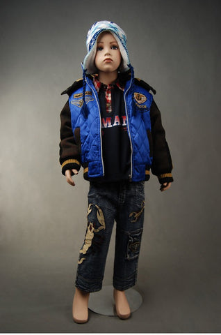 Male Child Mannequin - OM-MC-101