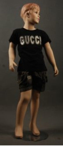 Male Child Mannequin - OM-MC-102