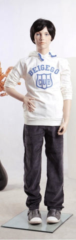 Male Child Mannequin - OM-MC-103