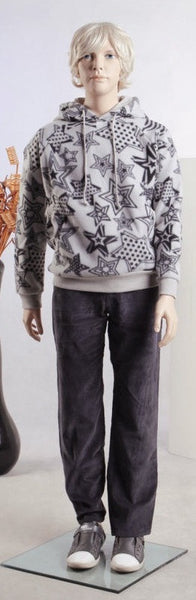 Male Child Mannequin - OM-MC-104