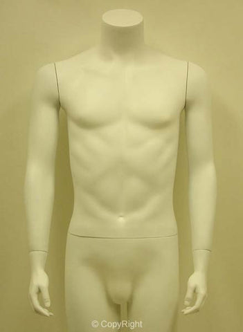Headless Male Mannequin - Jason