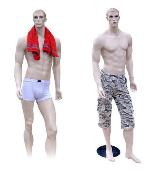 Realistic Male Mannequin - Cody