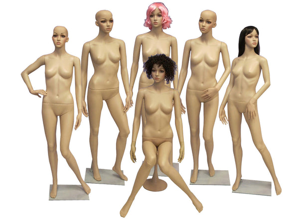 Realistic Female Mannequin - RD-GROUP6
