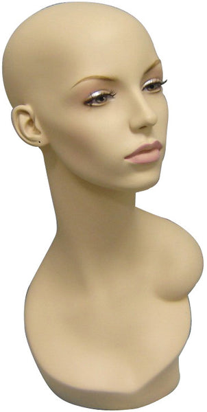 Female Mannequin Head - RD-FH-128