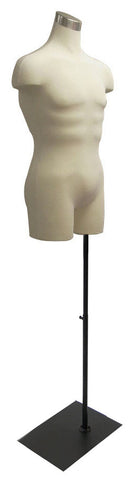 Male Dress Form - RD-MDF-7/8