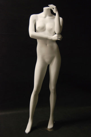 Headless Female Mannequin - Samantha