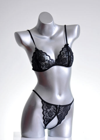 Female Upper/Lower Torso Mannequin - RD-FT-111