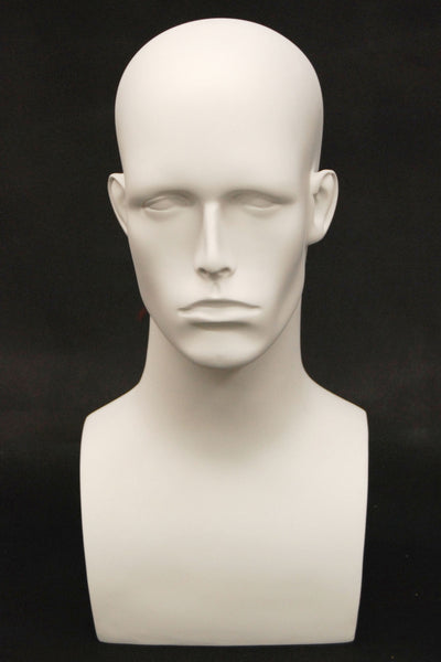Male Mannequin Head - RD-MH-107