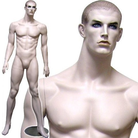 Realistic Male Mannequin - Harry