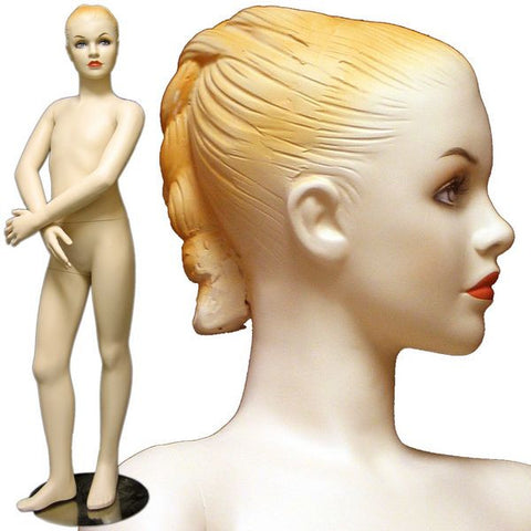 Female Child Mannequin - DI-FC-101