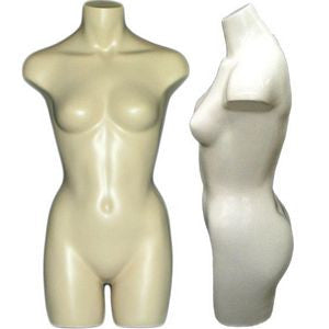 Freestanding Female Torso Form - DI-FT-105