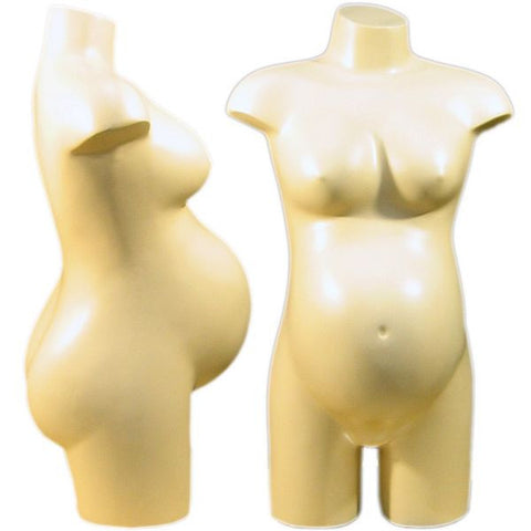 Female Maternity Upper Torso Form - DI-FT-104