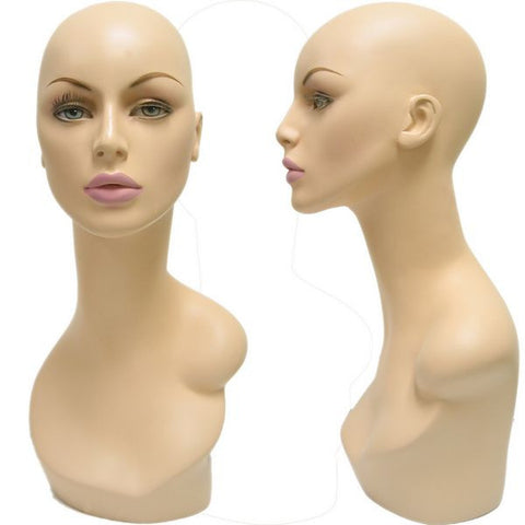 Female Mannequin Head - DI-FH-101