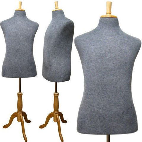Large Male Dress Form - DI-MDF-102