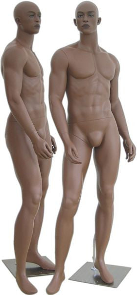 Realistic Male Mannequin - James