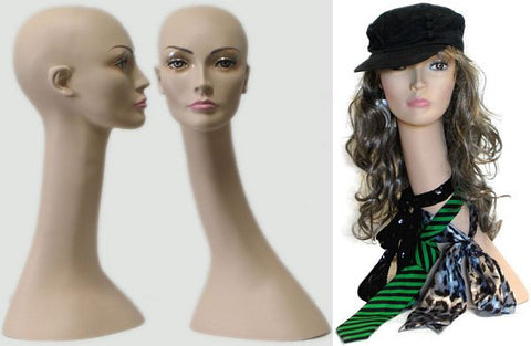 Female Mannequin Head - DI-FH-110