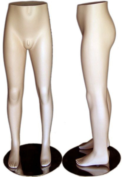 Young Teenage Male Lower Torso Mannequin Form - DI-MT-110
