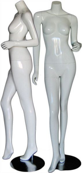 Headless Female Mannequin - Eva