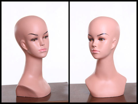 Female Mannequin Head - RD-FH-103
