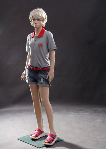 Female Child Mannequin - RD-FC-105